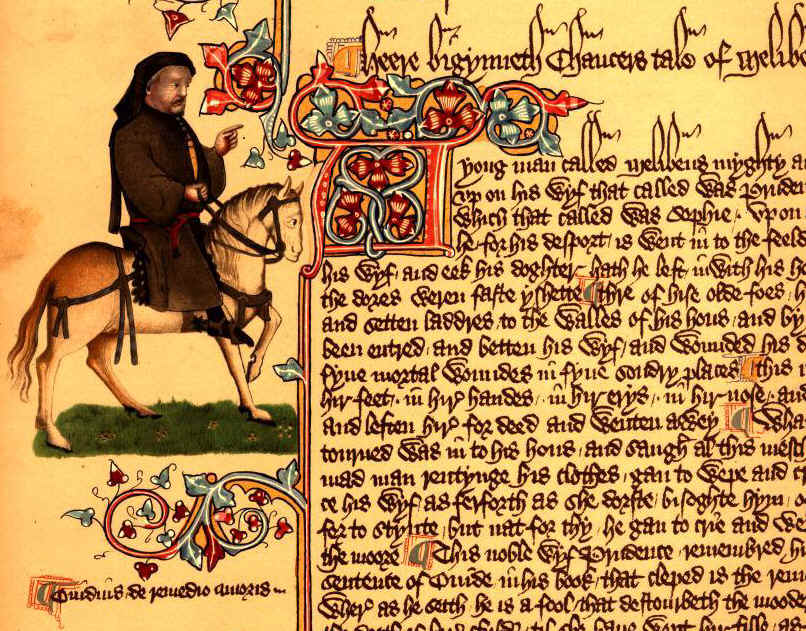 an analysis of the topic of the chaucer review and the topic of the chaucerians Longer essay description and topic and to provide you with a complete overview of the analysis a couple of comparisons would include chaucer (the.