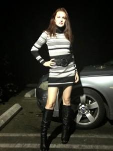 grey dress1